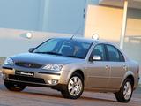 Images of Ford Mondeo Sedan ZA-spec 2004–07
