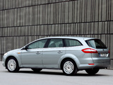 Images of Ford Mondeo Turnier 2007–10
