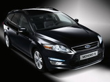 Images of Ford Mondeo Turnier 2010–13