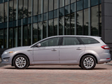 Images of Ford Mondeo Turnier UK-spec 2010