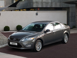 Images of Ford Mondeo Sedan 2010