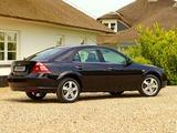 Photos of Ford Mondeo Platinum 2005–07