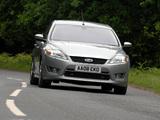 Photos of Ford Mondeo Titanium X Sport UK-spec 2008–10