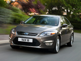 Photos of Ford Mondeo Sedan 2010