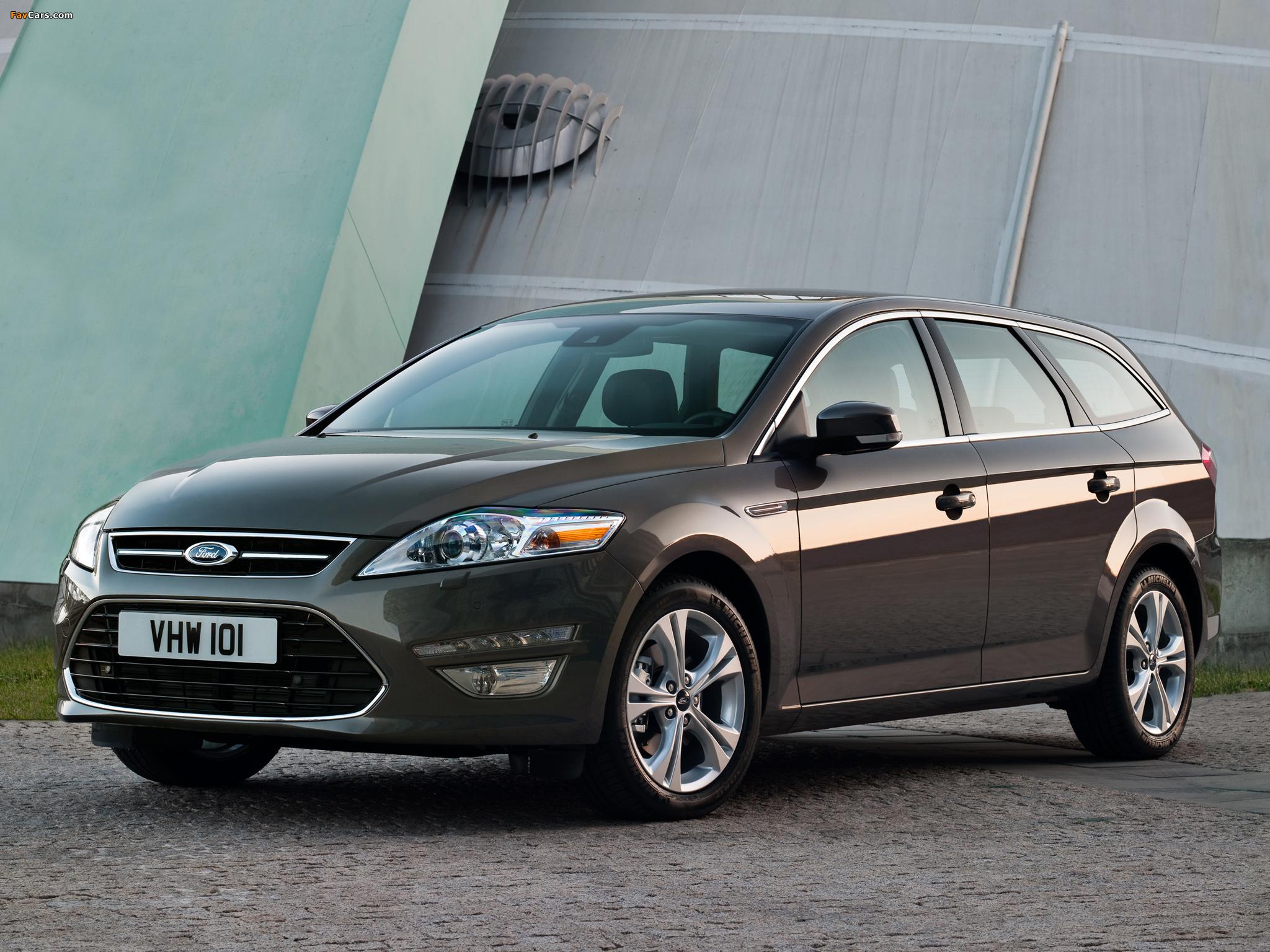 Ford Mondeo (Форд Мондео) - комплектации и цены в России ...