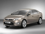 Photos of Ford Mondeo Hatchback 2010–13
