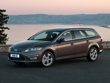 Photos of Ford Mondeo Turnier 2010–13