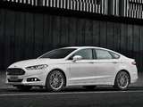 Photos of Ford Mondeo Sedan CN-spec 2013