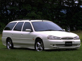 Pictures of Ford Mondeo Turnier JP-spec 1996–2000