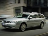 Pictures of Ford Mondeo Turnier 2004–07
