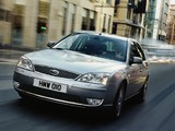 Pictures of Ford Mondeo Hatchback 2004–07