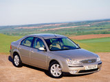 Pictures of Ford Mondeo Hatchback UK-spec 2004–07