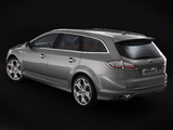 Pictures of Ford Mondeo Concept 2006