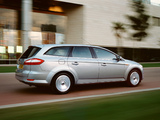 Pictures of Ford Mondeo Turnier 2007–10