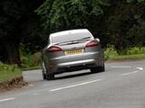Pictures of Ford Mondeo Titanium X Sport UK-spec 2008–10