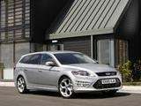 Pictures of Ford Mondeo Titanium X Turnier UK-spec 2010