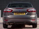 Pictures of Ford Mondeo Hatchback UK-spec 2010–13