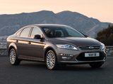 Pictures of Ford Mondeo Sedan 2010
