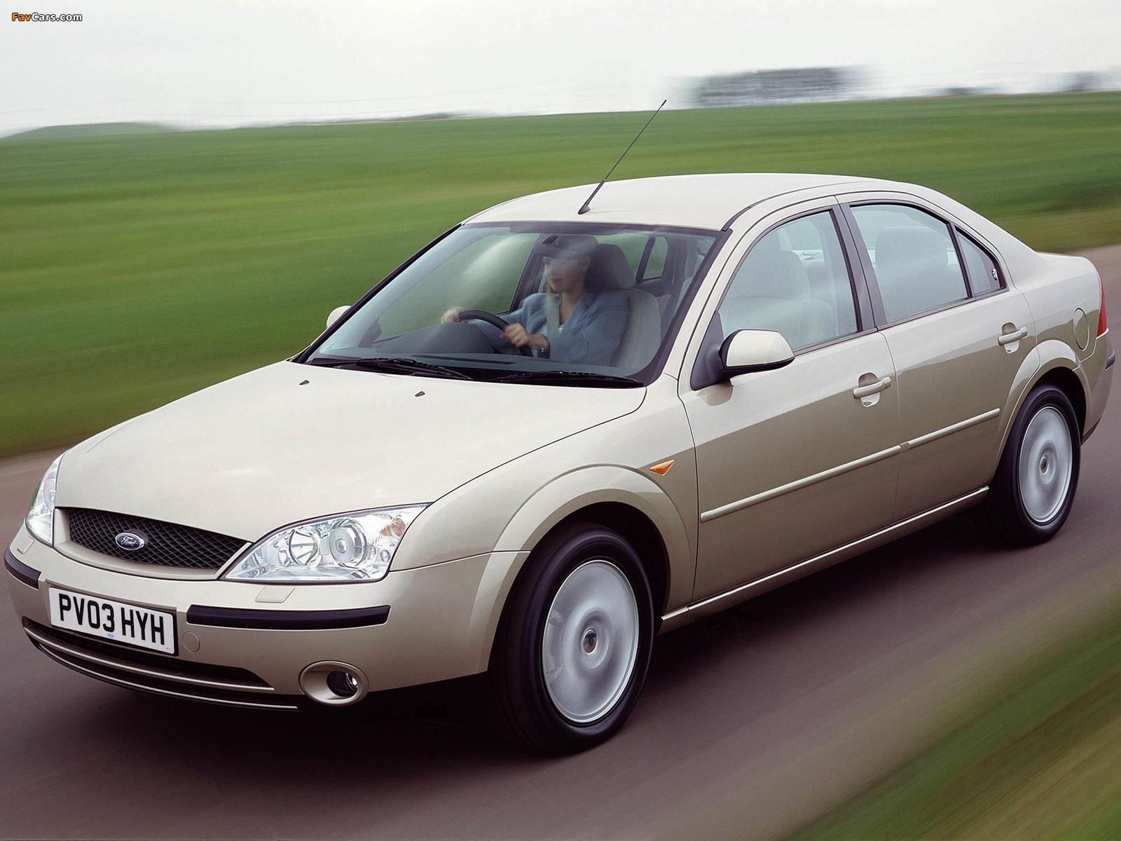 Ford Mondeo (Форд Мондео) - Продажа, Цены, Отзывы...