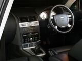 Ford Mondeo ST220 Sedan ZA-spec 2004–07 wallpapers