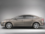 Ford Mondeo Hatchback 2010–13 wallpapers