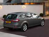 Ford Mondeo Turnier 2010–13 wallpapers
