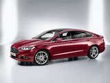 Ford Mondeo Hatchback 2013 wallpapers