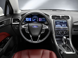 Ford Mondeo Hybrid Sedan 2013 wallpapers