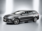 Ford Mondeo Turnier 2013 wallpapers