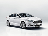 Ford Mondeo Sedan CN-spec 2013 wallpapers
