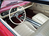 Mustang 260 Coupe 1964 images