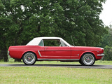 Mustang 260 Coupe 1964 photos