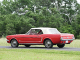 Mustang 289 Convertible 1965 images