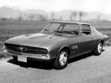 Mustang by Bertone 1965 photos