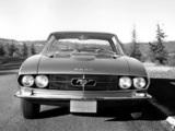 Mustang by Bertone 1965 photos