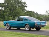Mustang GT Fastback 1965 photos