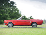 Mustang 289 Convertible 1965 pictures