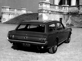Shelby GT350 Wagon 1966 images