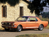 Mustang GT Coupe 1966 images