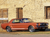Mustang GT Coupe 1966 photos