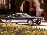 Mustang GT Fastback 1966 photos