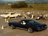 Mustang GT Fastback 1966 pictures