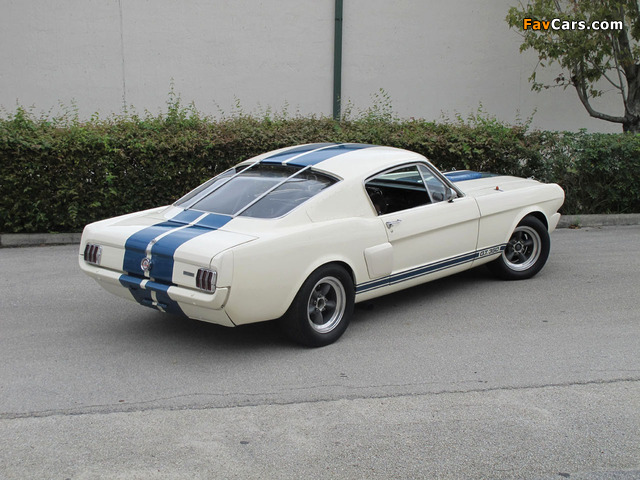 Shelby GT350R 1966 wallpapers (640 x 480)
