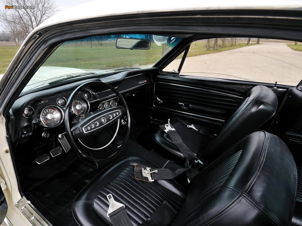 Mustang Lightweight 428/335 HP Tasca Car 1967 images (1024 x 768)