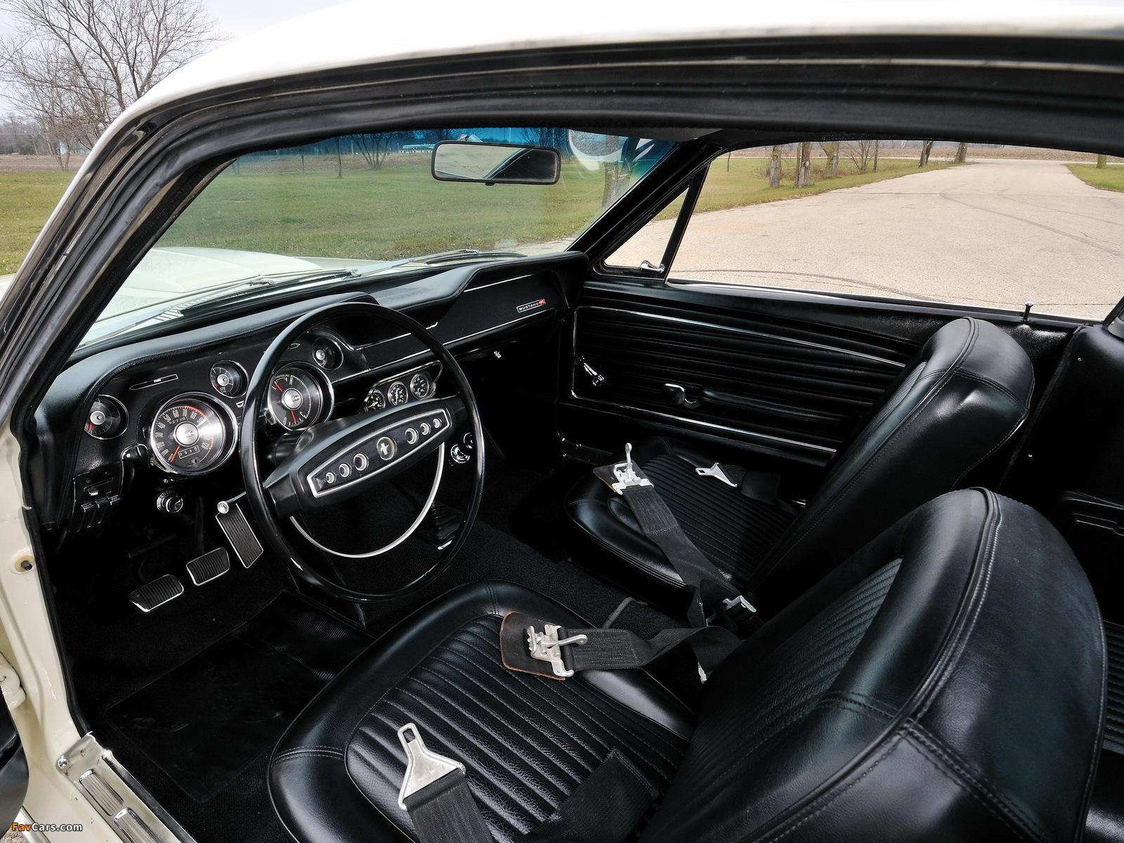 Mustang Lightweight 428/335 HP Tasca Car 1967 images (1600 x 1200)