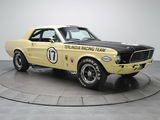 Mustang Coupe Race Car (65B) 1967 images