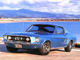 Mustang Fastback 1967 pictures