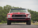 Shelby GT350 Convertible 1968 images