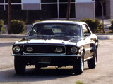 Mustang GT California Special 1968 images