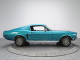 Mustang GT Fastback 1968 pictures